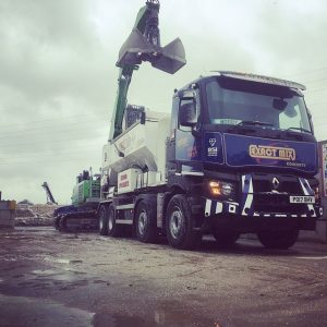 Domestic and Commercial Concrete