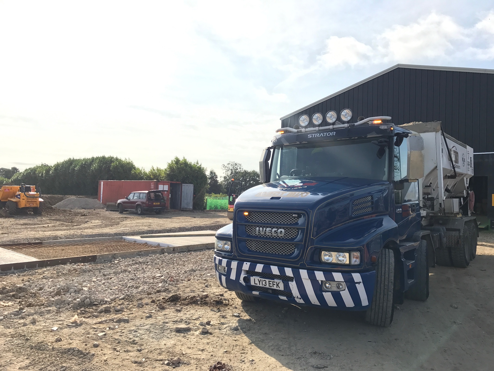 Ready Mix Concrete Supplier Basildon, Chelmsford, Southend, Essex