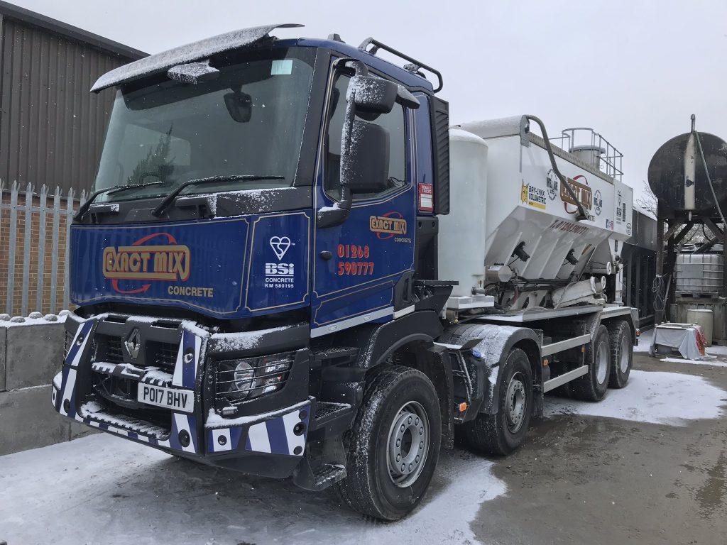 Ready Mix Concrete Supplier Basildon, Chelmsford, Southend, Essex