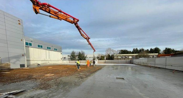 Concrete Delivery Basildon