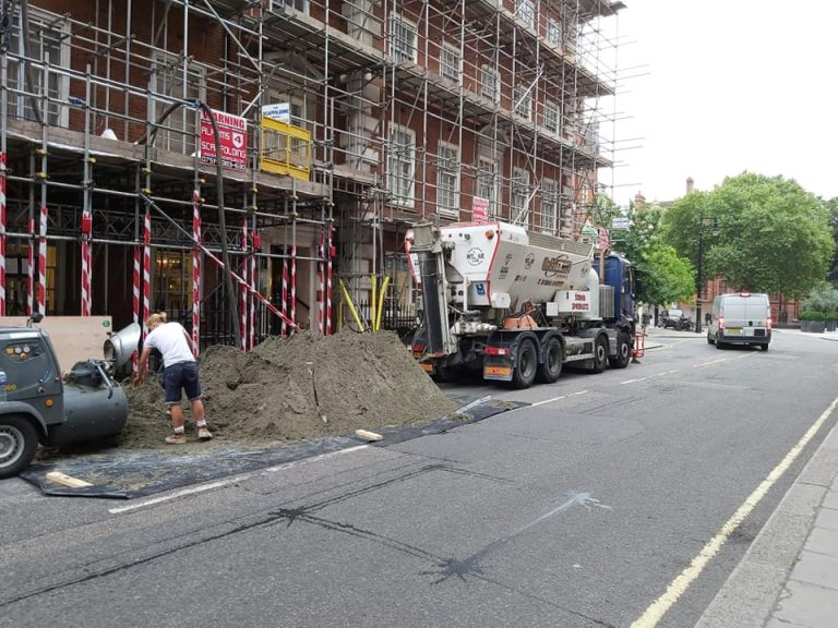 London Screed