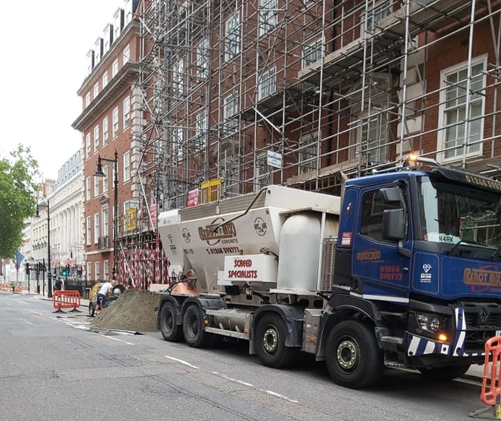 Screed London